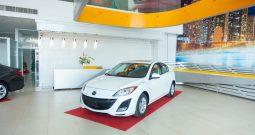 Mazda 3 White