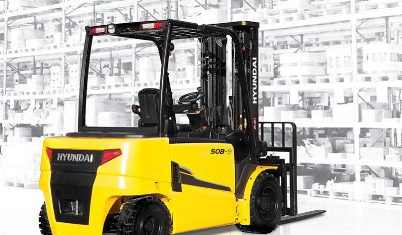 Forklift 50B-9 full