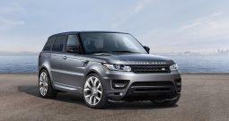 Rang Rover Sport