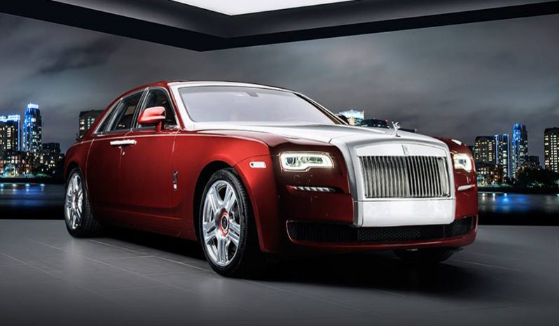 Rolls Royce Ghost full