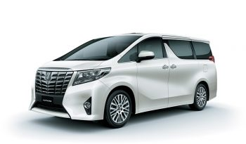 Toyota Alphard full