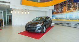 Mazda 3 Gray Metallic