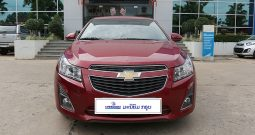 Chevrolet Cruze Red