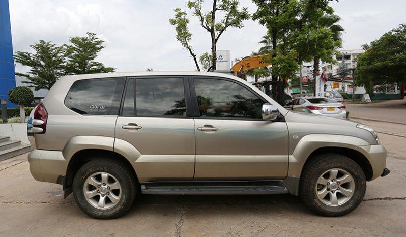 Toyota prado GX full