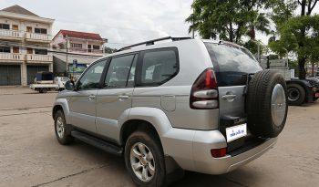 Toyota prado VX-L full