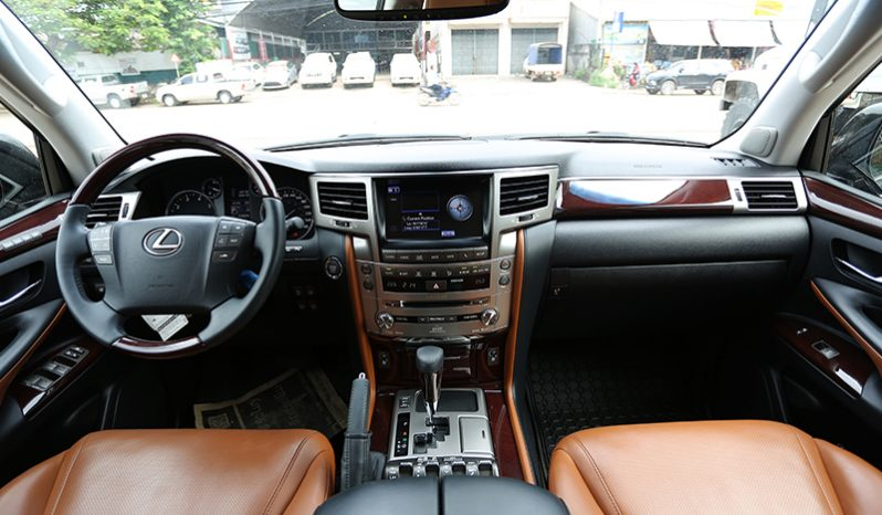 Lexus LX 570 full