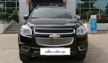 Chevrolet trailblazer  Back full