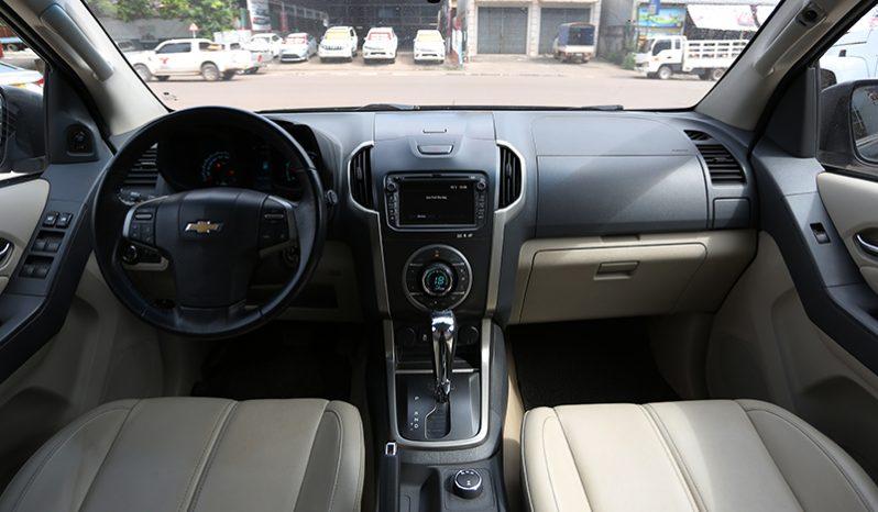 Chevrolet trailblazer  Back full