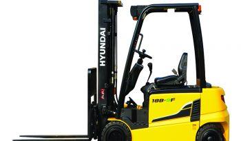 Forklift 18B-9 full