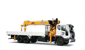 Cargo Crane 6×4 full