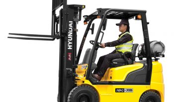Forklift 20L-7M full