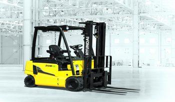 Forklift 20B-9 full