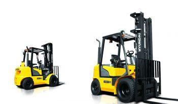 Forklift 30DT-7 full