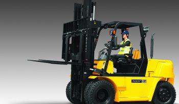 Forklift 70DF-7 full