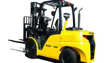 Forklift 50D-9SA full