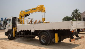 Cargo Crane 4×2 full