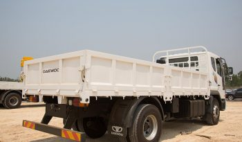 Cargo truck 4×2 full
