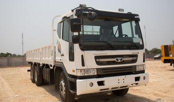 Cargo truck 6×4 full