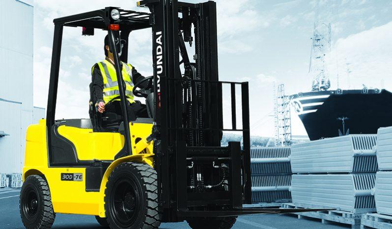 Forklift 25DT-7 full