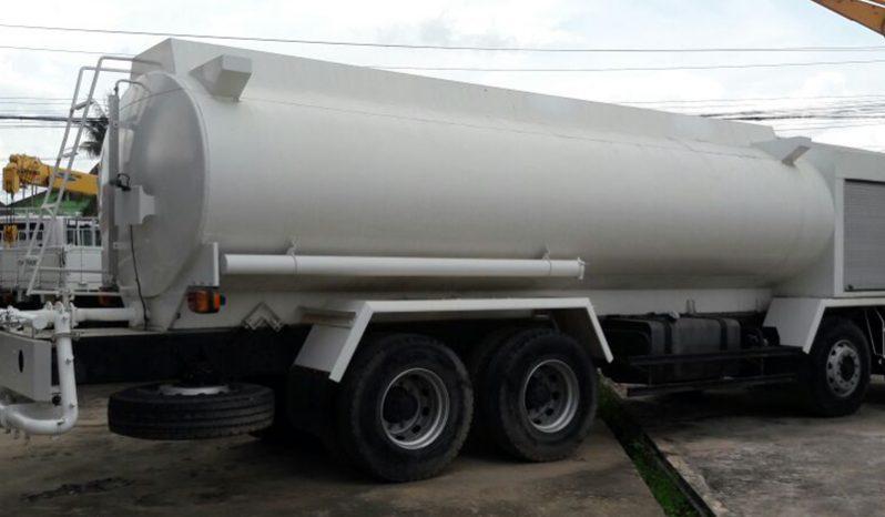 Water truck-M9AVF 8×4 20KL full