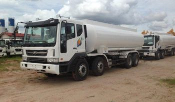 Fuel tank lorry-M9AVF 8×4 25KL full