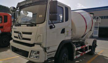 Light Mixer Trucks 6m3 full