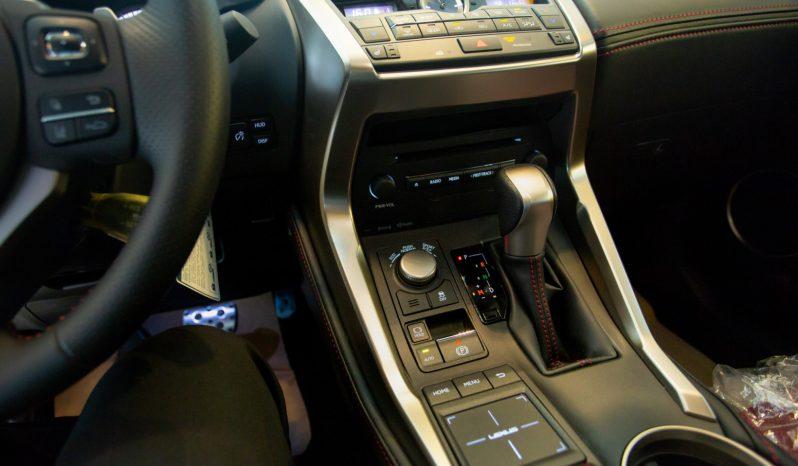 Lexus NX 200 F Sport full