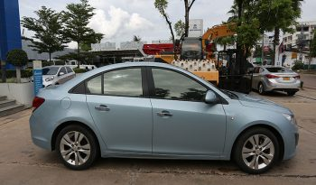 CHEVROLET CRUZE BLUE full