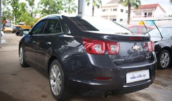 CHEVROLET MALIBU GRAY full