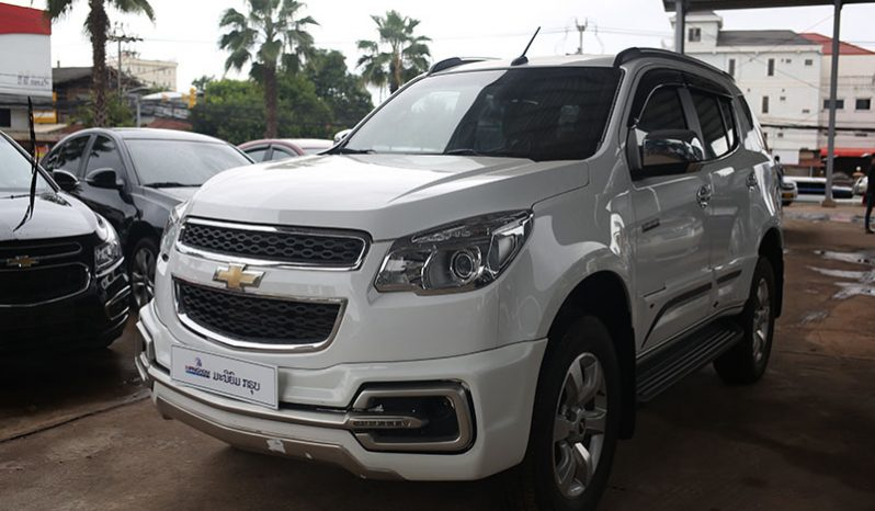 CHEVROLET TRAILBLAZER -2SA full