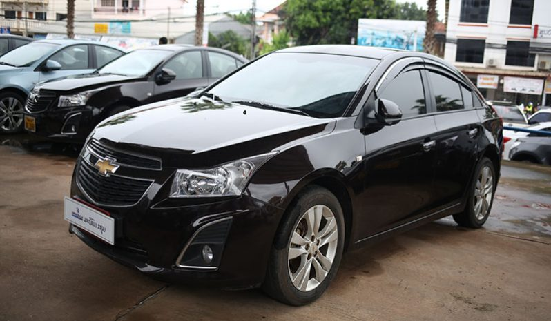 CHEVROLET CRUZE EXPRESSO BROWN full