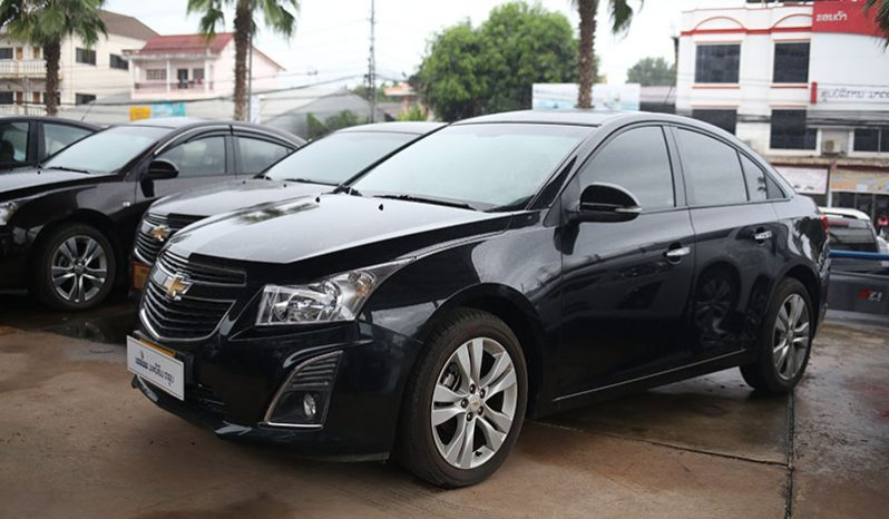 CHEVROLET CRUZE BLACK full