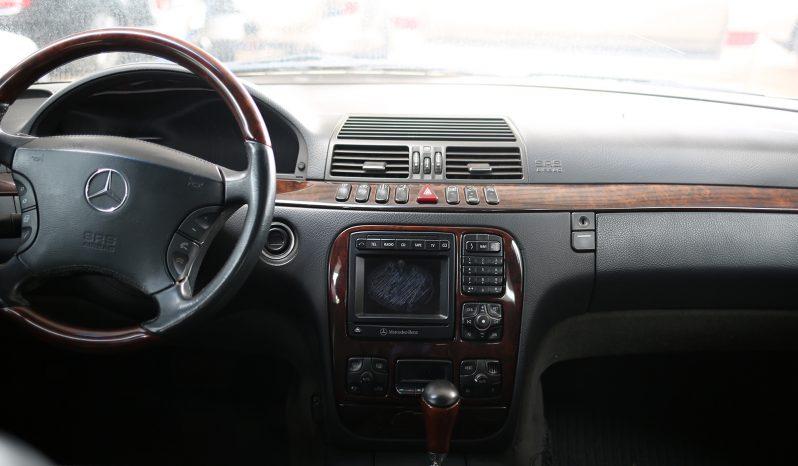 BENZ  S500 full