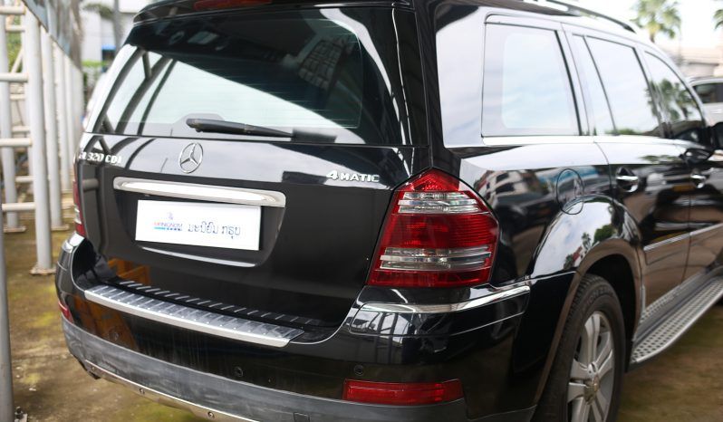 BENZ GL320 CDI full