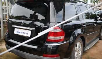BENZ GL450 BLACK full