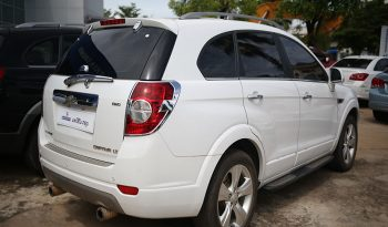 CHEVROLET CAPTIVA WHITE full