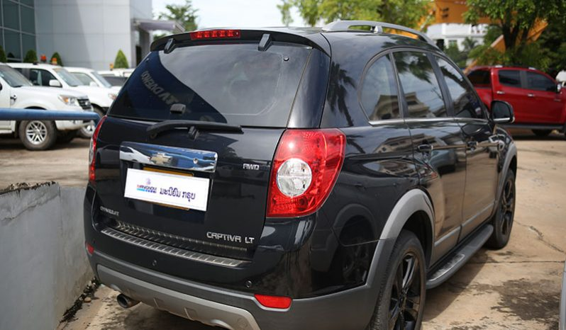 CHEVROLET CAPTIVA BLACK full
