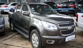 CHEVROLET COLORADO.1SU BROWN full