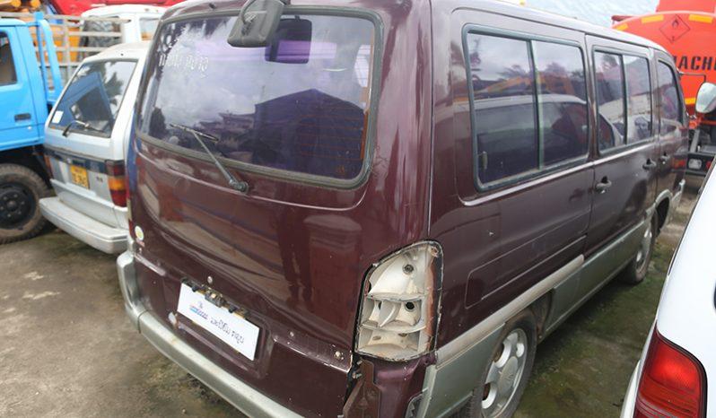 SANYONG Mini-vane full