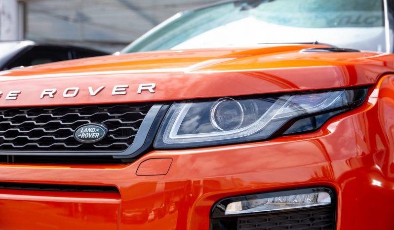 Range Rover Evoque full