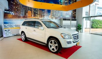 BENZ GL 550 AT 2010 full