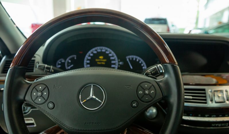 Benz S400 Hybrid AT 2009 full