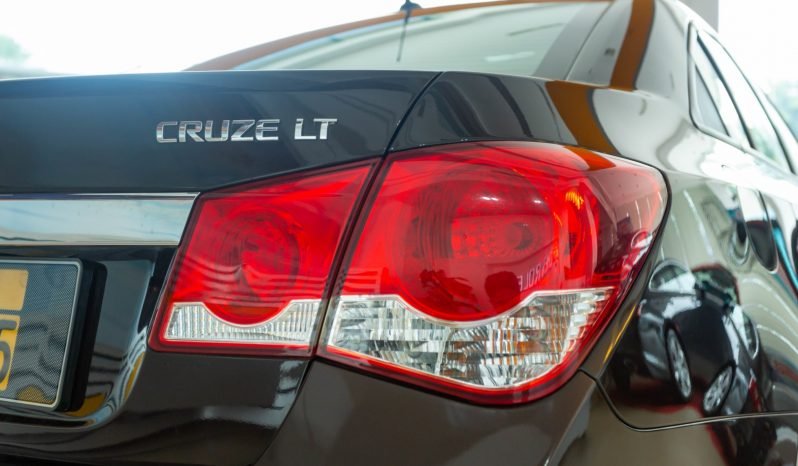 CHEVROLET CRUZE BROWN AT full