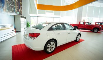 CHEVROLET CRUZE WHITE MT full