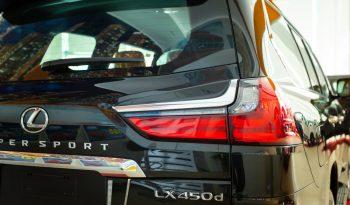 NEW Lexus Lx450d full