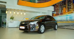 CHEVROLET CRUZE BROWN AT