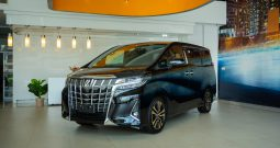 Toyota Alphard Exclusive Lounge