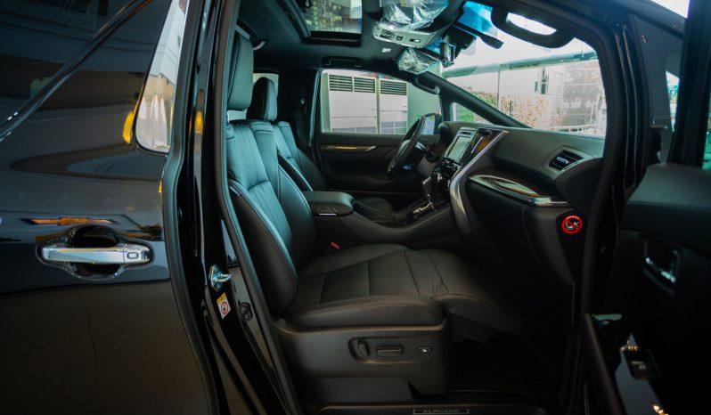 Toyota Alphard Exclusive Lounge full