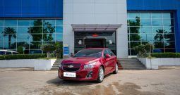 CHEVROLET CRUZE 15 AT
